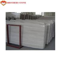 Buy cheap China White Wooden Vein Marble Slabs for Bathroom and Kitchen Floor Tiles Decor with Cheap Prices from wholesalers