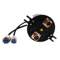 Buy cheap RF Coaxial Rotary Jointwith Wide Working Temperature With Long Service Life from wholesalers