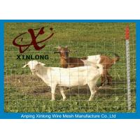 Buy cheap Corrosion Resistance Welded Wire Livestock Panels With ISO9001 / 2008 Certificate from wholesalers