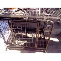 Buy cheap galvanized dog Temporary Dog Fence For Sale Galvanized Chain Link Dog Kenne from wholesalers