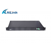 Wholesale DWDM System 1545nm 40KM Fiber Optic DCM Module 1U Chassis from china suppliers