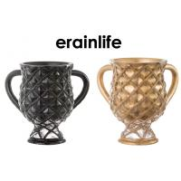 Quality Hand Washing Double Handled Cup Ritual Judaism Polyresin Eco - Friendly for sale