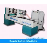 Buy cheap Computer Controlled Wood Lathe For Wooden Handrails from wholesalers