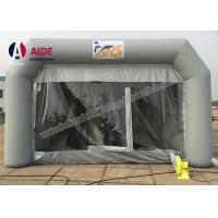 Buy cheap Cheap mobile car inflatable paint booth/ inflatable spraying booth/ inflatable spray booth from wholesalers