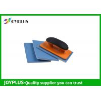 Buy cheap Customized Color Home Cleaning Tool Melamine Cleaning Sponge Set With Handle from wholesalers
