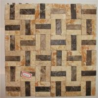 Buy cheap Nature Style Outdoor decorative Stone Mosaic from wholesalers