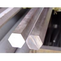 Buy cheap custom chemical industry DIN 201, 202 Stainless Steel Hexagonal bar for architecture from wholesalers