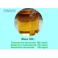 Buy cheap Mass 500 Injecting Anabolic Steroids Oil Liquid For Muscle Gains / Cutting Fat from wholesalers