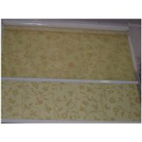 Buy cheap Blackout Double Electric Roller Blind for Apartment Inside Outside from wholesalers