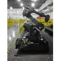 Buy cheap Cutting Industry Robot Rail System , 7th Robot Axis Flexible To Install from wholesalers