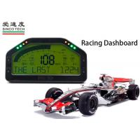 Buy cheap Universal Refitted Digital Automotive Gauges LCD Digital For 1 - 8 Cylinder Number from wholesalers