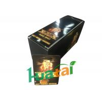 Buy cheap Gold Reallas XXX Tablet Herbal Male Enhancement 24caps / box Specification GMP & from wholesalers
