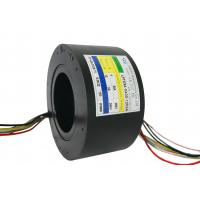 Buy cheap φ96mm Through Hole Slip Ring of 18 Wires 5 A for Petroleum Drilling Equipment from wholesalers