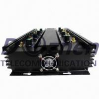 16W High Power GPS Signal Jammer 3G 4G Cell Phone Type ROHS/FCC Approval for sale