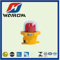 Buy cheap IP65 3W ATEX IECEx LED aluminium explosion-proof caution spotlight fittings BJD from wholesalers