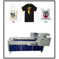 Buy cheap Direct To Garment T Shirt Printing Machine 220V / 110V 0 - 25MM Print Thickness CE Certification from wholesalers