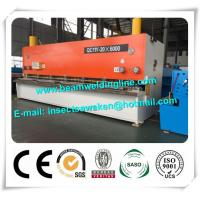 Low Noise H Beam Production Line CNC Hydraulic Shearing Machine EC21S Manufactures