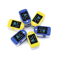 Buy cheap Bluetooth Finger Pulse Oximeter , Blood Pressure Monitor LCD Display 128*64 from wholesalers