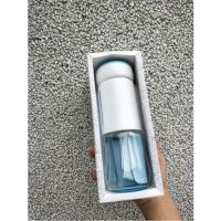Wholesale Promotional top quality drinking water bottle borosilicate glass bottle with tea filter from china suppliers