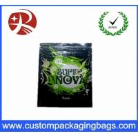 Buy cheap Resealable Custom Packaging Bags Herbal Incense Spice Potpourri Super Nova Incense Bags from wholesalers