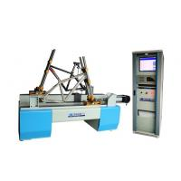 Buy cheap ISO4210:2014-6.4.6 Bicycle Frame Vertical Horizontal Fatigue Tester with Servo Electric Cylinder Controllable from wholesalers