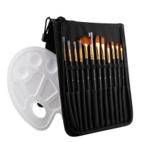 Buy cheap #12 Artist Acrylic Paint Brushes from wholesalers