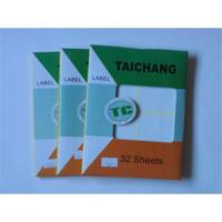 Buy cheap Self Adhesive Note Labels from wholesalers