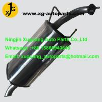 Wholesale chevrolet aveo exhaust muffler stainless steel car muffler silencer from china suppliers