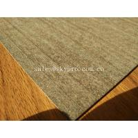 Buy cheap Sound Insulation Materials Rubber Cork Soundproof Acoustic Deadening Flooring Underlay from wholesalers