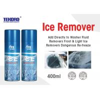 Wholesale High Performance Ice Remover Spray For Automotive Wiper Blades / Headlights / Mirrors from china suppliers