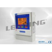Buy cheap Three Phase Intelligent Pump Controller Wall Mounting With LCD Display from wholesalers