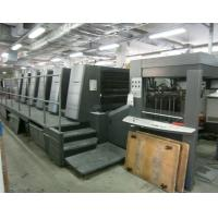 Buy cheap HEIDELBERG XL 105/5+L (2008) Sheet fed offset printing press from wholesalers