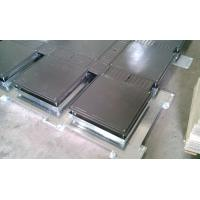Buy cheap FS1500 FS1250 FS1000 FS800 ISO9001 certification Steel Raised Floor With Cable Trunk from wholesalers