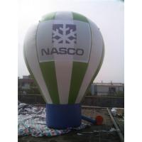 Buy cheap 6m High Inflatable Ground Balloon / Inflatable Advertising Balloons with Logo Printing from wholesalers