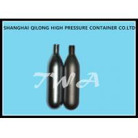 TWA Low Carbon Steel Disposable Gas Cylinders For Industrial And Medical Manufactures