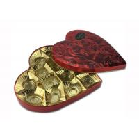 Buy cheap Vintage Heart Shaped Tin Box from wholesalers
