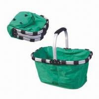 Wholesale Foldable Utility Basket, Easy-to-carry, Measures 43 x 27.5 x 22.5cm from china suppliers