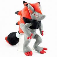 Buy cheap Pokemon Plush Toy, Zoroark Design from wholesalers