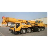 Buy cheap Lifting Hydraulic 35000KG/35T  Truck Crane With 47M Telescopic Boom from wholesalers
