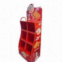 Buy cheap Portable Supermarket Display Racks for Promoting and Sales from wholesalers