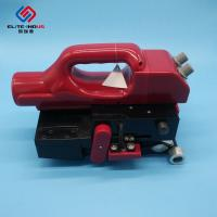 Buy cheap Red Color Plastic Welding Machine Geomembrane Overlap Wedge Welder High Control Accuracy from wholesalers