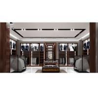 China Commericial Customized Garment Shop Fittings Classic Style For Shopping Mall on sale