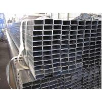 Rectangular Mid Carbon Galvanized Steel Pipe Hot Rolled ASTM A53 API5L GR.B Manufactures