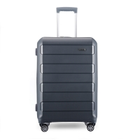 Wholesale 4 Spinner Wheels 1.0mm Aluminum PP Trolley Luggage from china suppliers