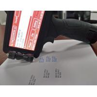 Buy cheap Expiry Date Inkjet Coding Printer / Industrial Inkjet Printer For Small Characters from wholesalers