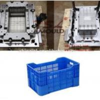 Buy cheap Plastic turnover box mould , injection molds custom , High precision  factory from wholesalers