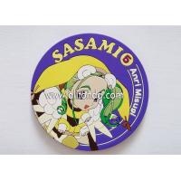 Wholesale Factory price Eco-friendly promotional custom promotional rubber soft pvc silicone coasters from china suppliers