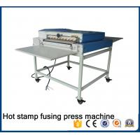 Buy cheap New style pearl diamond hot stamp fusing maching adhesive foaming hot stamp fusing press machine for wholesale 22A-1 from wholesalers