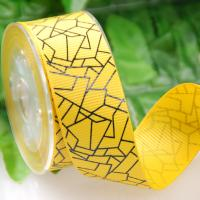Buy cheap 25 MM Luxury One Color Ink Screen Printing Ribbon For Gifts Packaging OR Decoration from wholesalers