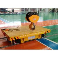 Buy cheap Crane rail material handling system for winding machine to support stand from wholesalers